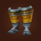 Ornate Greaves Model