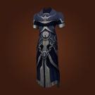 Merciless Gladiator's Mooncloth Robe, Merciless Gladiator's Satin Robe Model