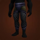 Warrior's Pants Model
