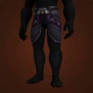 Primal Combatant's Leggings of Prowess, Primal Combatant's Silk Trousers Model