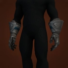 Diemetradon Plate Gloves Model