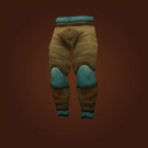 Smelting Pants, Rigid Leggings Model