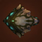 Sutiru's Brazen Bulwark, Rockworm Carapace Shield Model