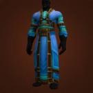Celestial Silk Robes Model
