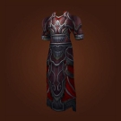 Dragonhide Robe, Kodohide Robe, Wyrmhide Robe, Dragonhide Robe Model