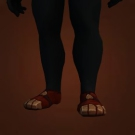 Salt Water Sandals, Unrepentant Heels, Boots of Perilous Infusion Model