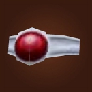 Ruby Crown of Restoration, Imperial Red Circlet Model