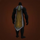 Sunsworn Cloak Model