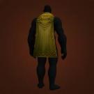 Banded Cloak, Captain's Cloak, Protector Cape Model