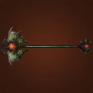 Fel Barbed Spear Model