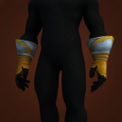 Ornate Gauntlets Model