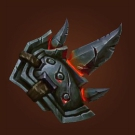 Primal Gladiator's Shoulderplates Model