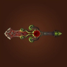 Athame of the Sanguine Ritual Model