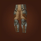 Greaves of Winged Triumph, Legplates of Winged Triumph, Legguards of Winged Triumph Model