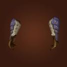 Longshot Gauntlets, Grips of the Ruptured Furnace, Razorthorn Studded Gauntlets Model