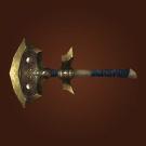 Battlement Enforcer's Axe, Fracturing Battleaxe Model
