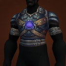 Malevolent Gladiator's Leather Tunic, Crafted Malevolent Gladiator's Leather Tunic Model