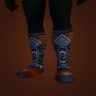 Boots of the Icy Floe, Boots of the Icy Floe, Landfall Silk Treads Model
