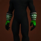 Fallbrush Handgrips, Fallbrush Gauntlets Model