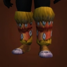 Sentinel Boots, Warden's Footpads Model