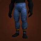 Mistscape Pants, Frostweave Pants Model