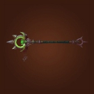 Ruthless Gladiator's Energy Staff Model