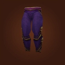 Tattered Dreadmist Leggings Model