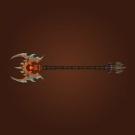 Fandral's Flamescythe Model