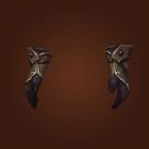 Tyrannical Gladiator's Felweave Handguards Model