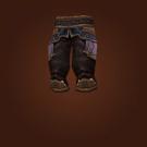 Hateful Gladiator's Silk Trousers, Relentless Gladiator's Silk Trousers Model
