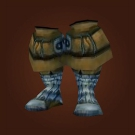 Jazeraint Boots, Crusader's Boots Model