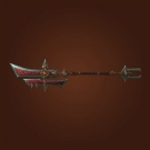 Screaming Tiger, Qiang's Unbreakable Polearm Model
