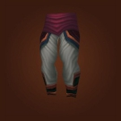 Leggings of the Albino Brachyura, Deathsilk Leggings Model