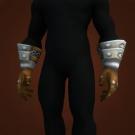 Imbued Infantry Gauntlets Model