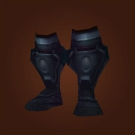 Vicious Ornate Pyrium Boots Model