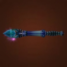 Gemmed Wand of the Nerubians Model