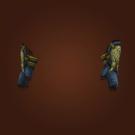 Wild Gladiator's Dragonhide Gloves, Wild Gladiator's Grips Model