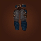 Crafted Dreadful Gladiator's Ironskin Legguards, Crafted Dreadful Gladiator's Copperskin Legguards Model