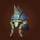 Diamond-Studded Helm , Cowl of the Unseen World, Sinman's Helm of Succor, Cowl of the Unseen World Model