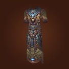 Crafted Dreadful Gladiator's Mooncloth Robe, Crafted Dreadful Gladiator's Satin Robe Model