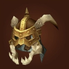 Toothslice Helm, Titan-Forged Chain Helm of Triumph Model