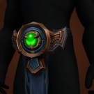 Hel-Cursed Belt, High Shadow Councilor's Wrap Model