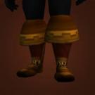 Gossamer Boots, Elegant Boots Model