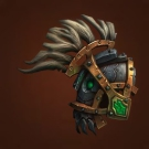Malevolent Gladiator's Plate Shoulders, Crafted Malevolent Gladiator's Plate Shoulders Model