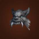Mask of the Howling Storm, Mask of the Howling Storm, Headdress of Inner Rage Model