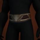 Marsh Survivalist's Belt Model