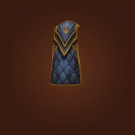 Mantle of Gilneas, Cape of Gilneas, Shroud of Gilneas Model