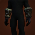 Crazed Bomber's Gauntlets, Felbane Gauntlets, Gauntlets of Electrocution, Blacksteel Gauntlets Model