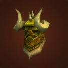 Winterfrost Leather Helm, Scabrous-Hide Helm, Overcast Headguard Model
