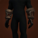 Wasteland Burnished Gloves, Wasteland Heavy Gauntlets, Wasteland Armored Gauntlets Model